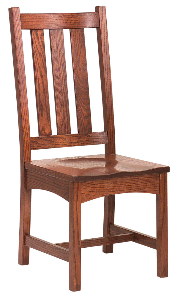 Vintage Mission Chair – Wheatstate Wood Design