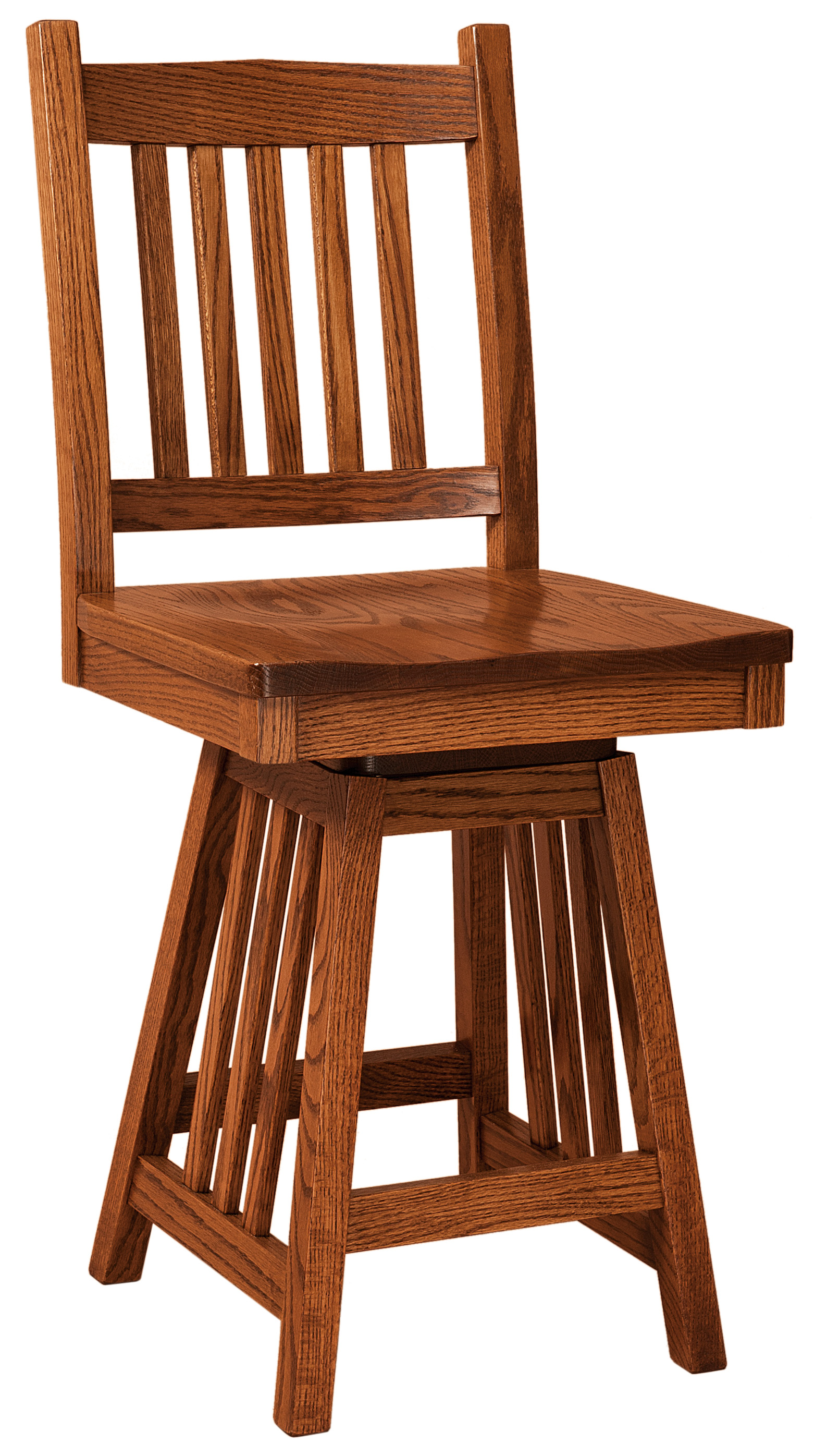 Mission Chair – Wheatstate Wood Design