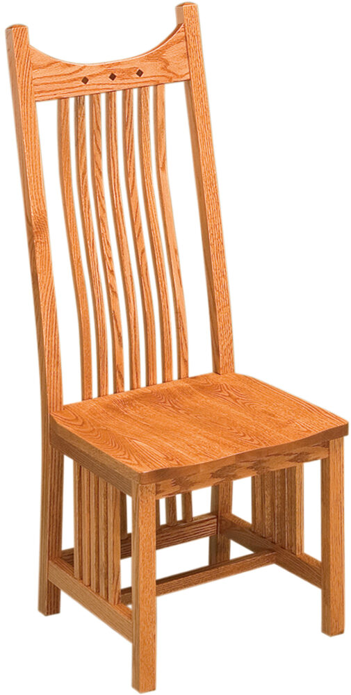 Royal Mission Chair – Wheatstate Wood Design
