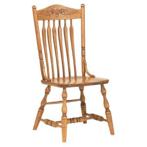 Bent Arrow Post Chair