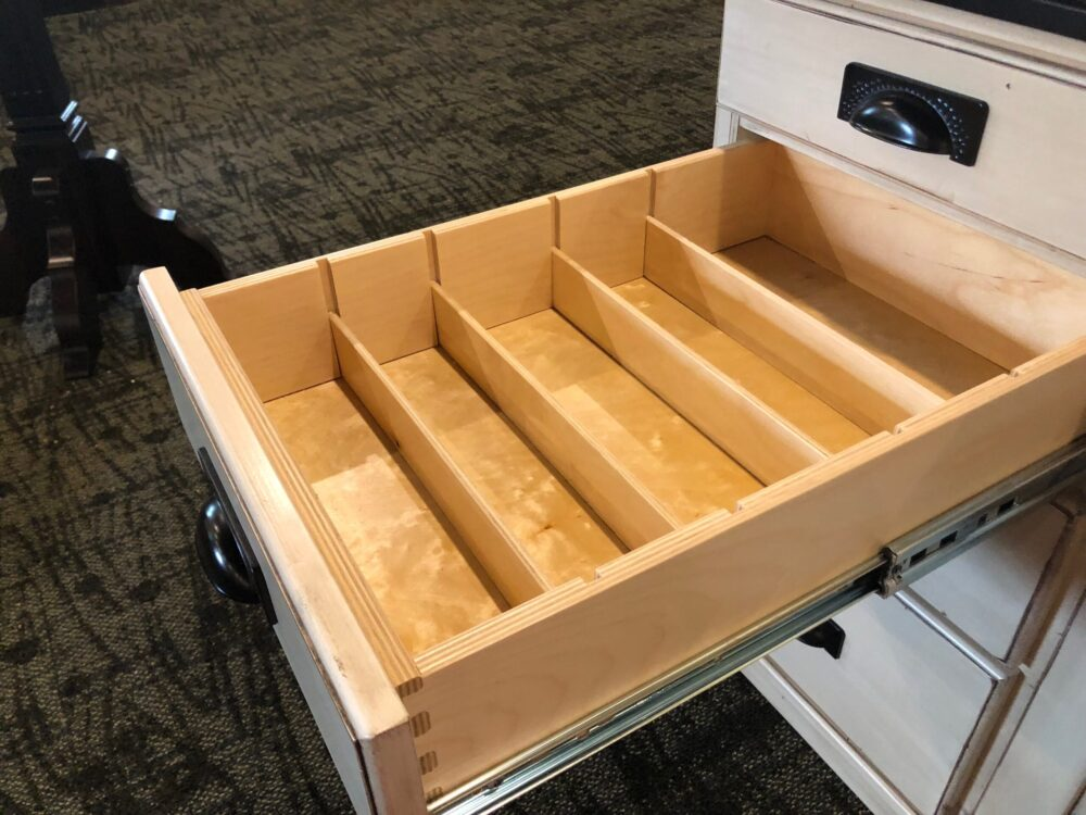Second Top Left Drawer