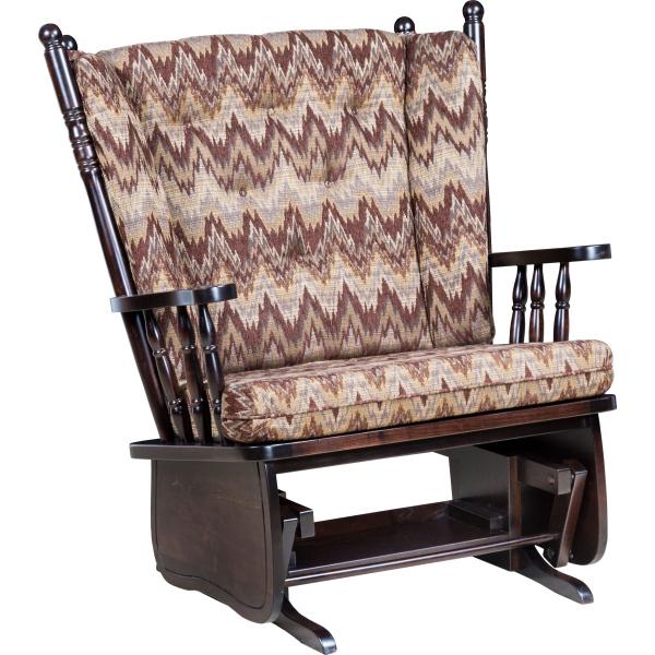 062 4-Post Highback Chair & A Half