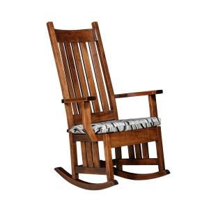101 Harrisburg Mission Rocker [Seat Cushion]
